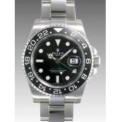 ロレックス 時計 GMTマスターII 116710LN