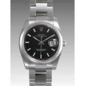 ロレックス時計スーパーコピー オイスターパーペチュアル デイト 115200 自動巻き