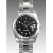 コピー ロレックス 時計 オイスターパーペチュアル デイト 115200
