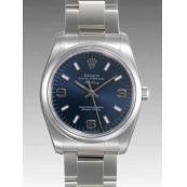 ロレックス 時計 エアキング 114200 ブルー