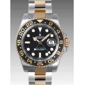 ロレックス 時計 GMTマスターII 116713LN