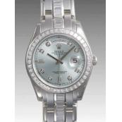 ロレックスコピー 時計 デイデイト 18956A BRIL
