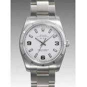 ロレックス 時計 エアキング 114210 2007年新作