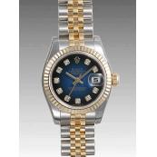 ロレックススーパーコピー時計 デイトジャスト 179173G