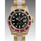 ロレックス 時計 GMTマスターII 116758SARU