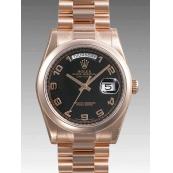 ロレックスコピー 時計 デイデイト 118205