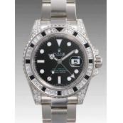 ロレックス 時計 GMTマスターII 116759SANR