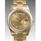ロレックスコピー 時計 デイデイトII 218238A