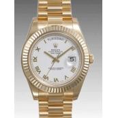 ロレックスコピー 時計 デイデイトII 218238