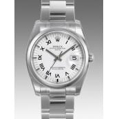 ロレックス 時計 オイスターパーペチュアル デイト 115200 34MM