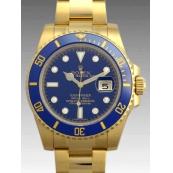 ロレックス時計スーパーコピー サブマリーナデイト 116618GLB