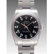 ロレックス 時計 エアキング 114234G コピー 機械 宝石