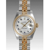 ロレックススーパーコピー時計 デイトジャスト 179173NGS