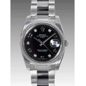 ロレックス 時計 オイスターパーペチュアル デイト 115234G