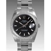 ロレックス 時計 オイスターパーペチュアル デイト 115210