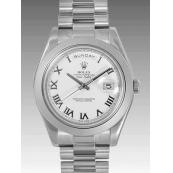 ロレックスコピー 時計 デイデイトII 218206