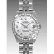 ロレックススーパーコピー時計 デイトジャスト 178384NR