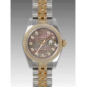 ロレックススーパーコピー時計 デイトジャスト 179173NG