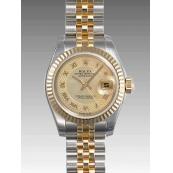 ロレックススーパーコピー時計 デイトジャスト 179173NRD