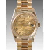 ロレックスコピー 時計 デイデイト 118208