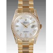 ロレックスコピー 時計 デイデイト 118388NG