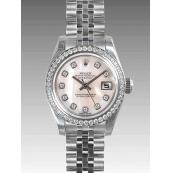 ロレックススーパーコピー時計 デイトジャスト 179384NG