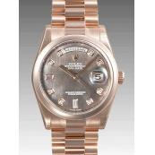 ロレックスコピー 時計 デイデイト 118205NG