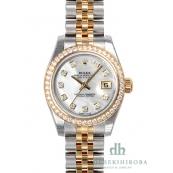 ロレックススーパーコピー時計 デイトジャスト 179383NG