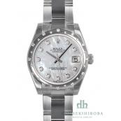 ロレックススーパーコピー時計 デイトジャスト 178344NG