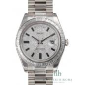 ロレックスコピー 時計 デイデイトII 218399BR