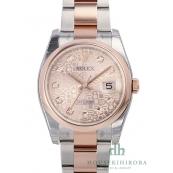 ロレックススーパーコピー時計 デイトジャスト 116201G
