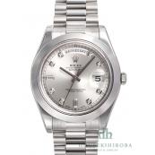 ロレックスコピー 時計 デイデイトII 218206A