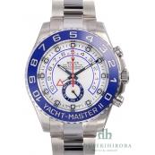 ロレックス()偽物通販 ヨットマスターII 116680 GMT時計スーパーコピー 新品