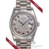 ロレックスコピー 時計 デイデイト 118399XR