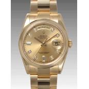 ロレックスコピー 時計 デイデイト 118208A