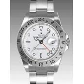 ロレックス 時計 16570 エクスプローラーII 激安