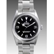 ロレックス 時計 エクスプローラーI 114270