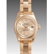 ロレックススーパーコピー時計 デイトジャスト 179165G