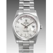ロレックスコピー 時計 デイデイト 118206A