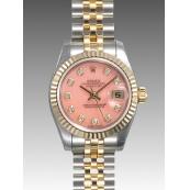 ロレックススーパーコピー時計 デイトジャスト 179173OPG