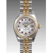 ロレックススーパーコピー時計 デイトジャスト 179173NGR