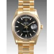 ロレックスコピー 時計 デイデイト 118238