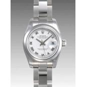 ロレックススーパーコピー時計 デイトジャスト 文字盤レールライン有 179160