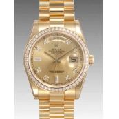 ロレックスコピー 時計 デイデイト 118348A