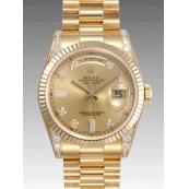 ロレックスコピー 時計 デイデイト 118338A