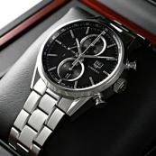 ブランド タグ·ホイヤー時計スーパーコピー カレラ キャリバー1887 クロノグラフ CAR2110.BA0720