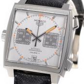 タグ·ホイヤー時計スーパーコピー モナコクロノ キャリバー11 CAW211C.FC6241