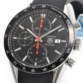 人気 タグ·ホイヤー腕時計偽物 ニューカレラタキメーター クロノ レーシング CV2014.FT6014