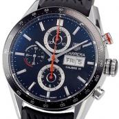 人気 タグ·ホイヤー腕時計偽物 カレラタキメーター クロノデイデイト モナコグランプリ CV2A1F.FT6033