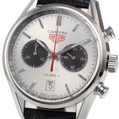 人気 タグ·ホイヤー腕時計偽物 カレラクロノ キャリバー17 ジャックホイヤー CV2119.FC6310
